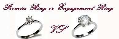 stunning promise ring vs engagement ring 38 on home pictures with - Promise Ring Vs Engagement Ring