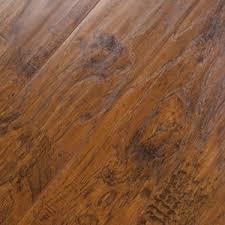 6 38 handscraped click lock hickory bourbon laminate flooring