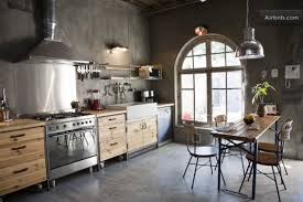 Industrial Chic Home Decor Industrial Chic Apartment With An Inviting Appeal Decor Advisor