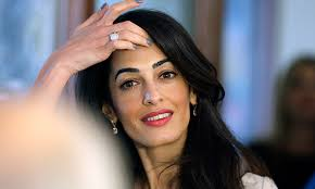 is amal clooney hair one length 10 things we love about amal clooney