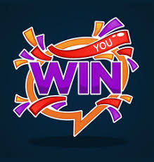 congratulation banner win congratulation banner template with vector image