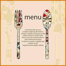 free menus designs jcmanagement co