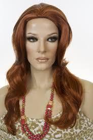 orange spice color orange spice fun color long skin top straight wigs products