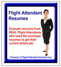 Flight Attendant Resume No Experience Flight Attendant Resume Sample