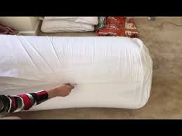 zinus 8inch gel infused green tea memory foam mattress youtube