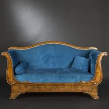restauration canapé canapé à dossier mouvementé epoque restauration 2014021095
