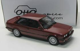 bmw e30 model models bmw e30 325is e30 resin model by otto models was sold for