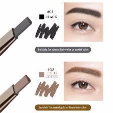 henna eye makeup aliexpress buy waterproof henna eyebrow tint cosmetics brown