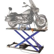 k u0026l hydraulic motorcycle lift table discount ramps
