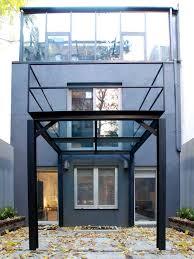 steel u0026 glass balcony u2014 custom metal fabrication in brooklyn nyc