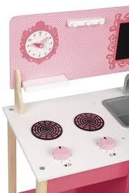 janod maxi cuisine chic cuisine en bois pour enfants