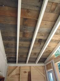 wood ceiling planks lowes home design ideas