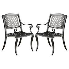 Cast Aluminum Patio Chairs Cast Aluminum Patio Furniture Free Home Decor Techhungry Us