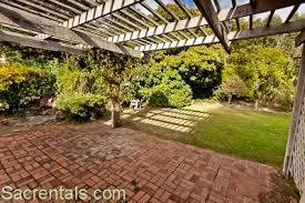 Enclosed Backyard 700 Lilac Lane Sierra Oaks 95864 Sacramento Call For Address