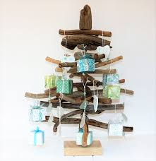 50 cm driftwood themed tree complete with