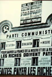 siege du pcf le 120 rue la fayette le siège du parti communiste français