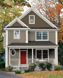 Small House Exterior Paint Schemes by Nickbarron Co 100 Best Exterior Paint Colors For Small Houses