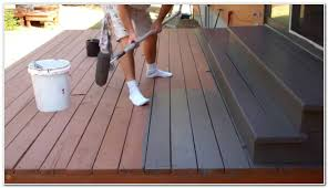 exterior deck paint colors decks home decorating ideas 6d2waryr7n