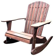Patio Rocking Chairs Wood Rocking Chair Wooden Outdoor Rocking Chair Wooden Outdoor
