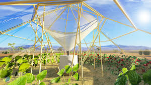 Greenhouse Design Design Of A Dew Collector Greenhouse Roots Up Ethiopia Self