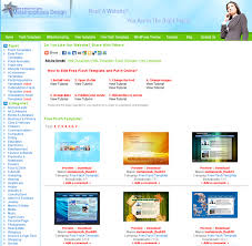 flash website template free 30 sites that offer free website templates and free flash