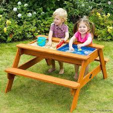 picnic table children landscaping pinterest wooden picnic