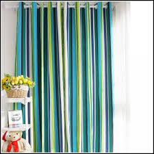 blue and green curtains home design ideas and pictures