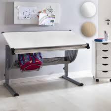 Schreibtisch Buche Massiv H Enverstellbar Der Tische Online Shop Finebuy