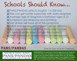 nepans pandas awareness day new england pans pandas association