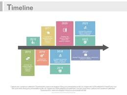 time design planner yearly time scale for planning powerpoint slides powerpoint