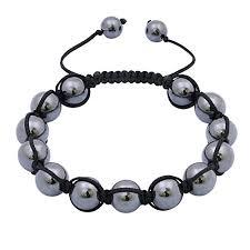 shamballa bracelet jewelry images Men 39 s hematite shamballa bracelet bangle bracelets jpg