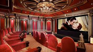 Home Theatre Interiors Other Luxury Home Theater Media Design Rooms Interiors