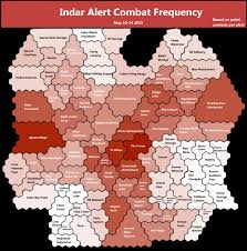 Map Point Indar Combat Map Point Contests Per Alert Planetside