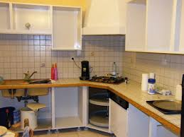peindre les meubles de cuisine peindre des meubles de cuisine idées de design maison faciles