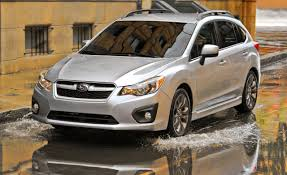 hatchback subaru inside 2012 subaru impreza 2 0 cvt hatchback test u2013 reviews u2013 car and driver