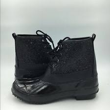 womens sperry duck boots size 9 womens duck boots ebay
