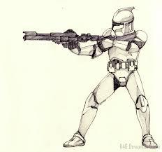clone trooper by k46 on deviantart