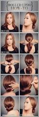 Easy Hairstyle Tutorials For Long Hair by Best 25 Easy Updo Tutorial Ideas On Pinterest Easy Updo Hair