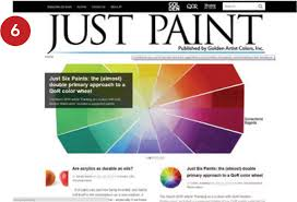 tools of the trade u2013 professional artist magazine