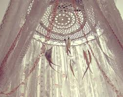 Boho Bed Canopy Bohemian Bed Canopy Etsy