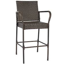 Furniture Choice Amazon Com Best Choice Products Set Of 2 Outdoor Brown Wicker
