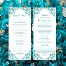 make your own wedding programs 51 best wedding diy images on wedding stuff wedding