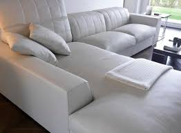 Sofas Leather Corner by Corner Sofa Contemporary Leather 4 Seater Zoe Gyform