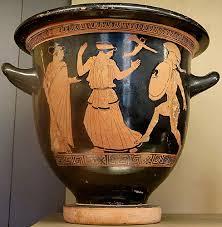 Aphrodite Vase Old War Movies Documentary Trojan War
