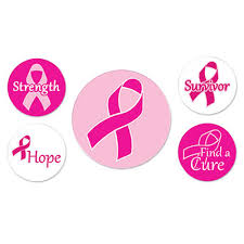 party ribbon breast cancer awareness pink ribbon party cappel s