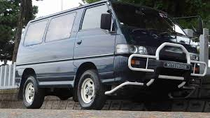 mitsubishi delica mitsubishi delica star wagon diesel for sale in japan at jdm expo