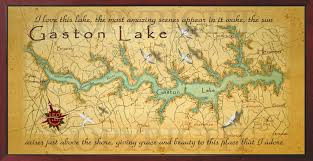 outdoor world lake gaston map lake gaston nc map leechlake
