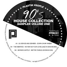 various 90 s house collection volume one on traxsource