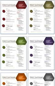 Free Resume Templates For Download 50 Free Microsoft Word Resume Templates For Download