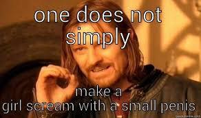 Small Penis Meme - simple small penis quickmeme